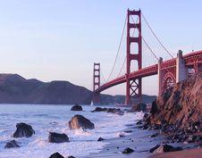 Free Golden Gate Bridge During Day Time Royalty Free Stock Photos - 83018628
