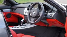 Free BMW Sports Car Interior Royalty Free Stock Photography - 83020947