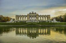 Free Schonbrunn Palace Gardens, Vienna, Austria Stock Image - 83021021