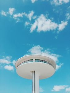 Free Tower In Blue Skies Stock Photo - 83021100