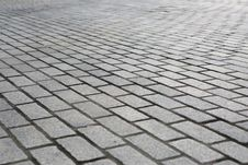 Free Pavement Stones Royalty Free Stock Image - 83021296