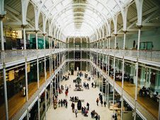 Free National Museum Of Scotland Royalty Free Stock Photo - 83022555