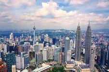 Free Kuala Lumpur Skyline Stock Images - 83023184