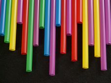 Free Colorful Drinking Straws Royalty Free Stock Photo - 83023745