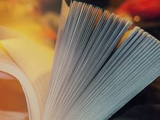 Free Pages Of Book Stock Images - 83024114