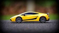 Free Toy Lamborghini Stock Images - 83025234