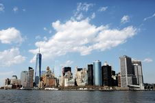 Free New York City Skyline Stock Photo - 83025520