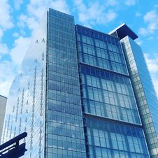 Free Low Angle View Of Glass High Rise Building During Cloudy Daytime Photo Royalty Free Stock Image - 83035366