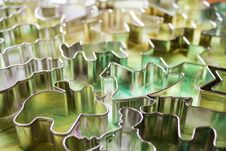 Free Cookie Cutters Stock Images - 83035604