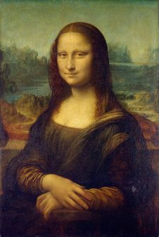 Free Mona Lisa Painting Royalty Free Stock Images - 83035989