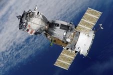 Free Soyuz Space Station Stock Images - 83036074