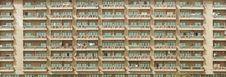 Free Building Balconies In Dubai Stock Image - 83036351