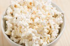 Free Bowl Of Popcorn Stock Photos - 83036403