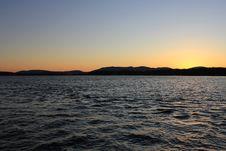 Free Tranquil Lake Royalty Free Stock Image - 83036866