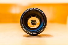Free Good Quality 80 Mm Canon Lens  Royalty Free Stock Photos - 83037388