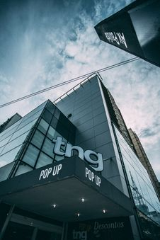 Free Tn Pop Up Building During Cloudy Sky Royalty Free Stock Images - 83037449