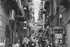 Free Narrow Italian Street Royalty Free Stock Photo - 83037475