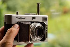 Free Vintage Camera Stock Images - 83037824