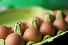 Free Eggs In Carton Royalty Free Stock Photography - 83038537