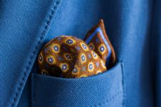 Free Brown Neckerchief Stock Images - 83038654