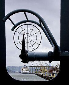 Free Window Onto Port Stock Image - 83039191