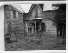 Free Old House, Belleville, 1970 Stock Photo - 83039870