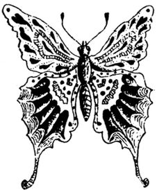 Free Papillon-011 Royalty Free Stock Image - 83039966
