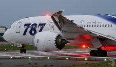 Free Boeing 787 Dreamliner Stock Photos - 83053133