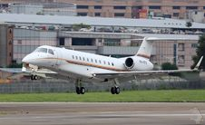 Free Corporate Jet On Take Off Royalty Free Stock Photos - 83054218