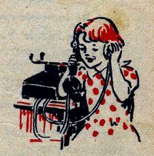 Free Téléphone-2 Stock Image - 83054431
