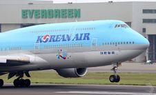 Free Korean Air Stock Photo - 83054780