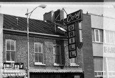 Free Downtown Belleville Circa 1970 Stock Photography - 83054822