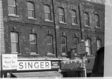 Free Singer Store, Belleville Circa 1970 Stock Image - 83054861