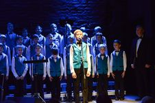 Free Boys Choir Performance Royalty Free Stock Image - 83054866