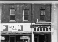 Free Downtown Storefront, Belleville Circa 1970 Stock Photo - 83054970