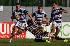 Free KAYLE VAN ZYL - Campionato Italiano Di Eccellenza Di Rugby, Gara 1 Semifinale Playoff Scudetto 2014/15, Stadio Quaggia Di Mogliano Royalty Free Stock Image - 83054986