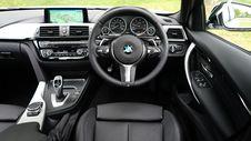Free BMW Car Interior Stock Photo - 83057690