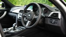 Free BMW Interior Stock Photography - 83057732