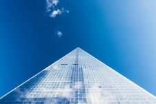 Free Low Angled Photography Of High Rise Building Under Blue Sky At Datyime Royalty Free Stock Photography - 83058537