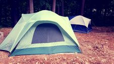 Free White Green And Black Outdoor Tent Stock Photos - 83059533