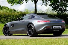 Free Mercedes Benz Sports Car Royalty Free Stock Photography - 83059727