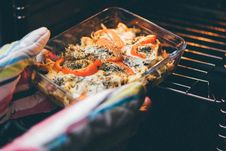 Free Stuffed Peppers Royalty Free Stock Image - 83059816