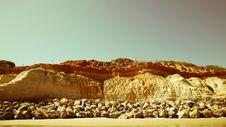 Free Rocks Along Seashore Stock Photos - 83059853