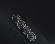 Free Buttons On Sleeve Royalty Free Stock Photo - 83060235
