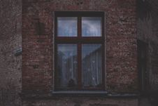 Free Window In Brick Wall Royalty Free Stock Images - 83060449