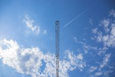 Free Black Tower Under Blue Sky During Daytime Royalty Free Stock Image - 83061316
