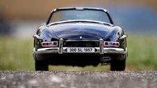 Free Mercedes Benz Black Convertible Classic Car Stock Photos - 83061433