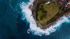 Free Aerial Coastal View Stock Photo - 83061620