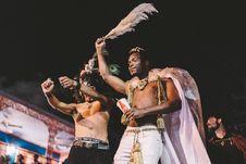 Free Native Dancers Stock Image - 83061721