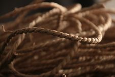Free Rope Close Up Royalty Free Stock Image - 83061816